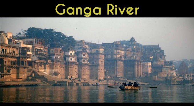Ganga River Important Points