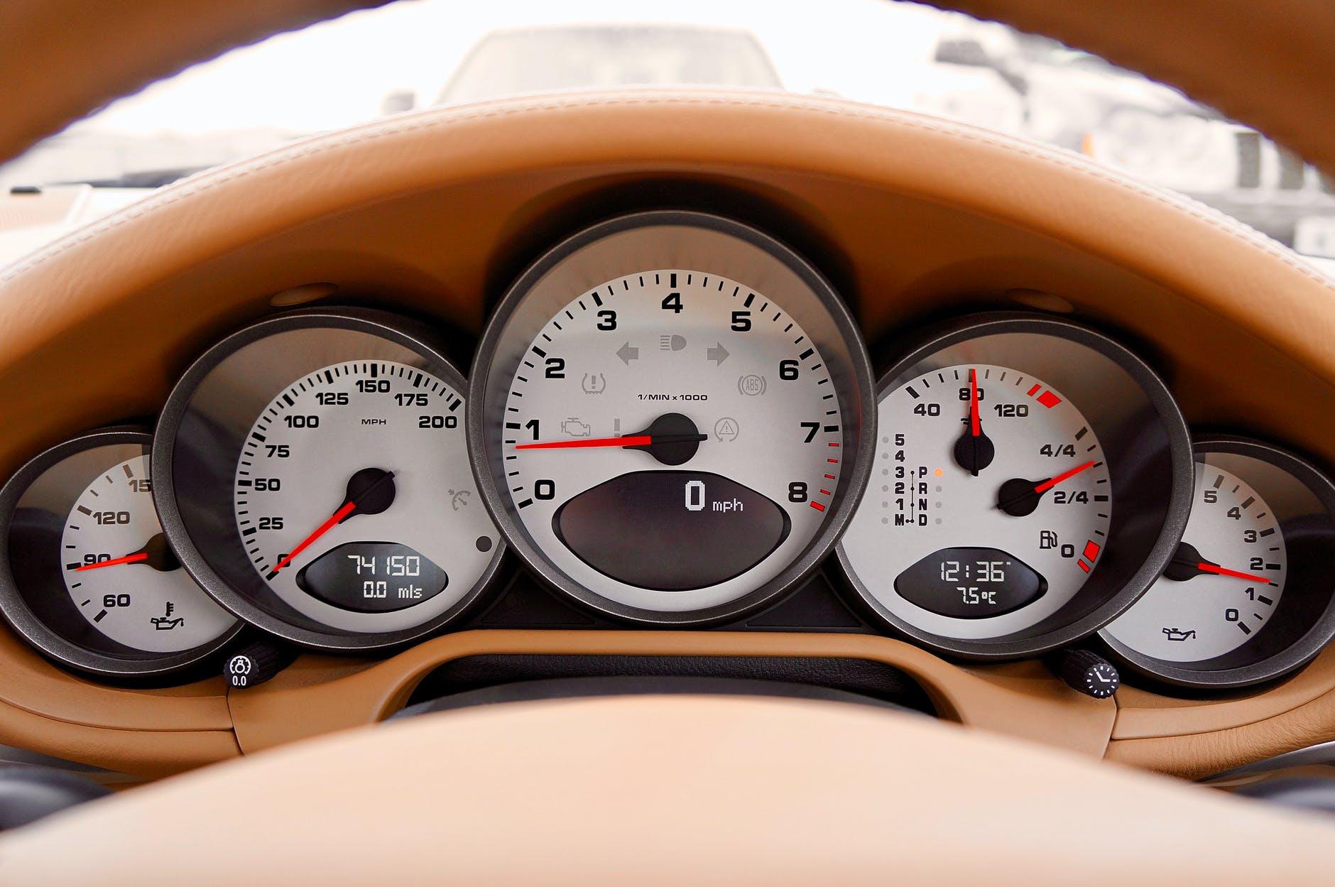 Jasa Custom Speedometer di Semarang