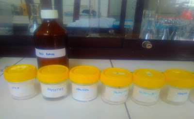 Cara Bon Bahan Kimia di Departemen Kimia UNAIR