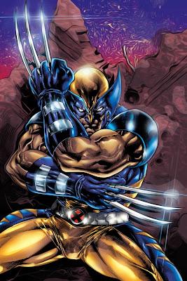 Comic, Superhero Comics, Wolverine