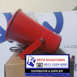 Jual Siren Industri QS-SN-WM-220V di Pekanbaru