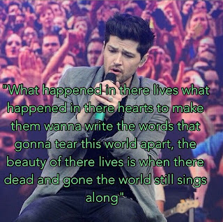 The Script Lyrics - Without Those Songs