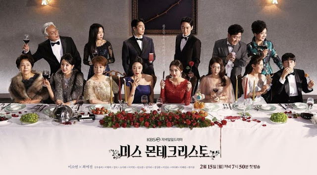 Miss Monte-Cristo: conheça a nova novela coreana do KOCOWA