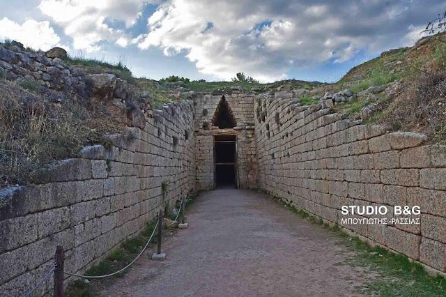 Συγκροτήθηκε επιτροπή για τον διαγωνισμό του συστήματος πυρόσβεσης στον αρχαιολογικό χώρο των Μυκηνών