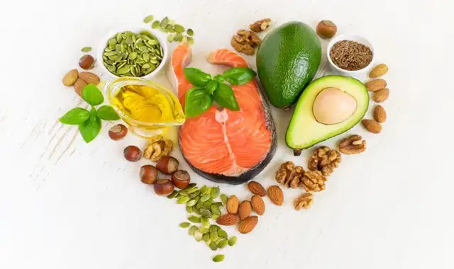 Foods that improve fertility in females