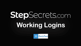 Free Stepsecrets Premium Accounts 100% working here without fakes