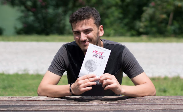 Yazar Metehan Asaf Çabuk