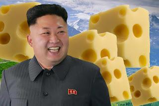 Robô Gigante, Jaspion, Ultraman, não, é apenas um vídeo da ditadura Norte Coreana querendo ameaçar o Sul