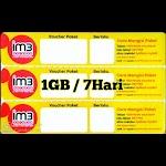 Data Im3 1GB/7HAR