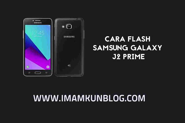 Cara Flash Samsung Galaxy J2 Prime