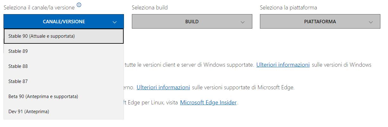 [Soluzione] Microsoft Edge: Si è verificato un errore durante la verifica aggiornamenti
