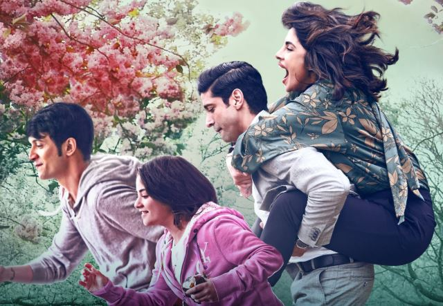 The Sky is Pink Release Date, Full Star cast, Story Plot, first look   Priyanka Chopra