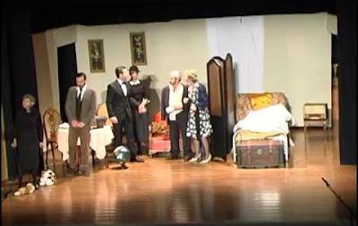 Representación teatral de Eloísa está debajo de un almendro