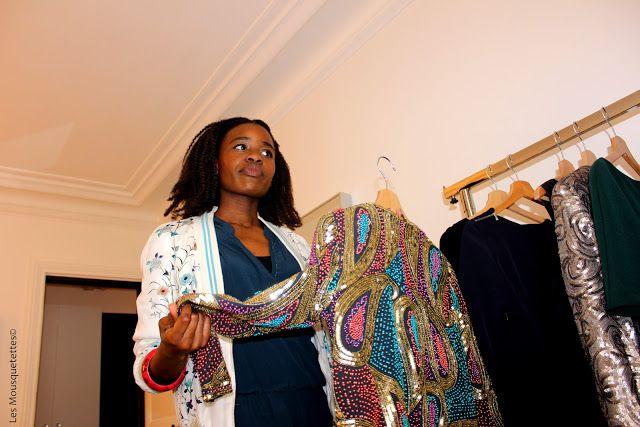 Isaüra coach mode et styliste personnelle - That's Intrinsic - Blog beauté Les Mousquetettes©