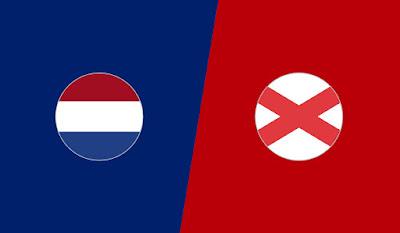 مشاهدة مباراة هولندا وايرلندا الشمالية بث مباشر اليوم 10-10-2019 في تصفيات اليورو 2020