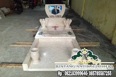 Model Makam Kristen Terbaru | Harga Makam Kristen Marmer