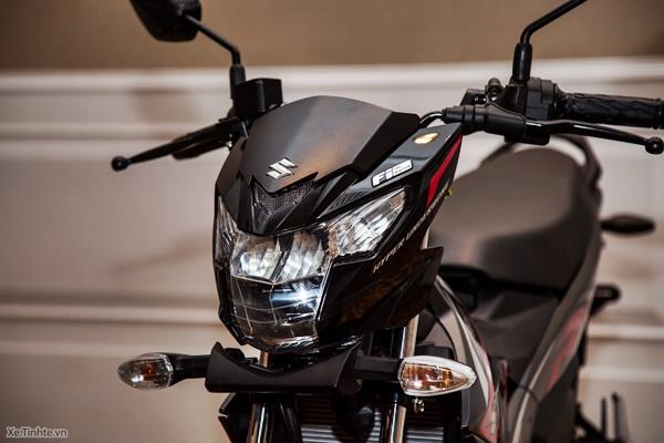 Suzuki Raider R150 dengan Lampu Sein Terpisah