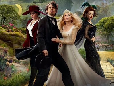 Oz the great and Powerful Super Bowl TV Commercial 2013