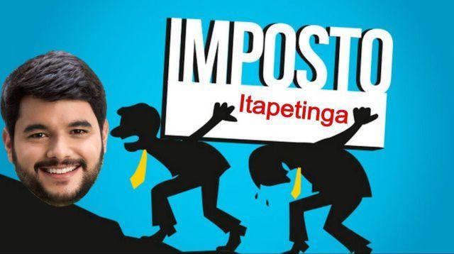 Se for reeleito prefeito Rodrigo Hagge retomará planos de aumento de impostos?