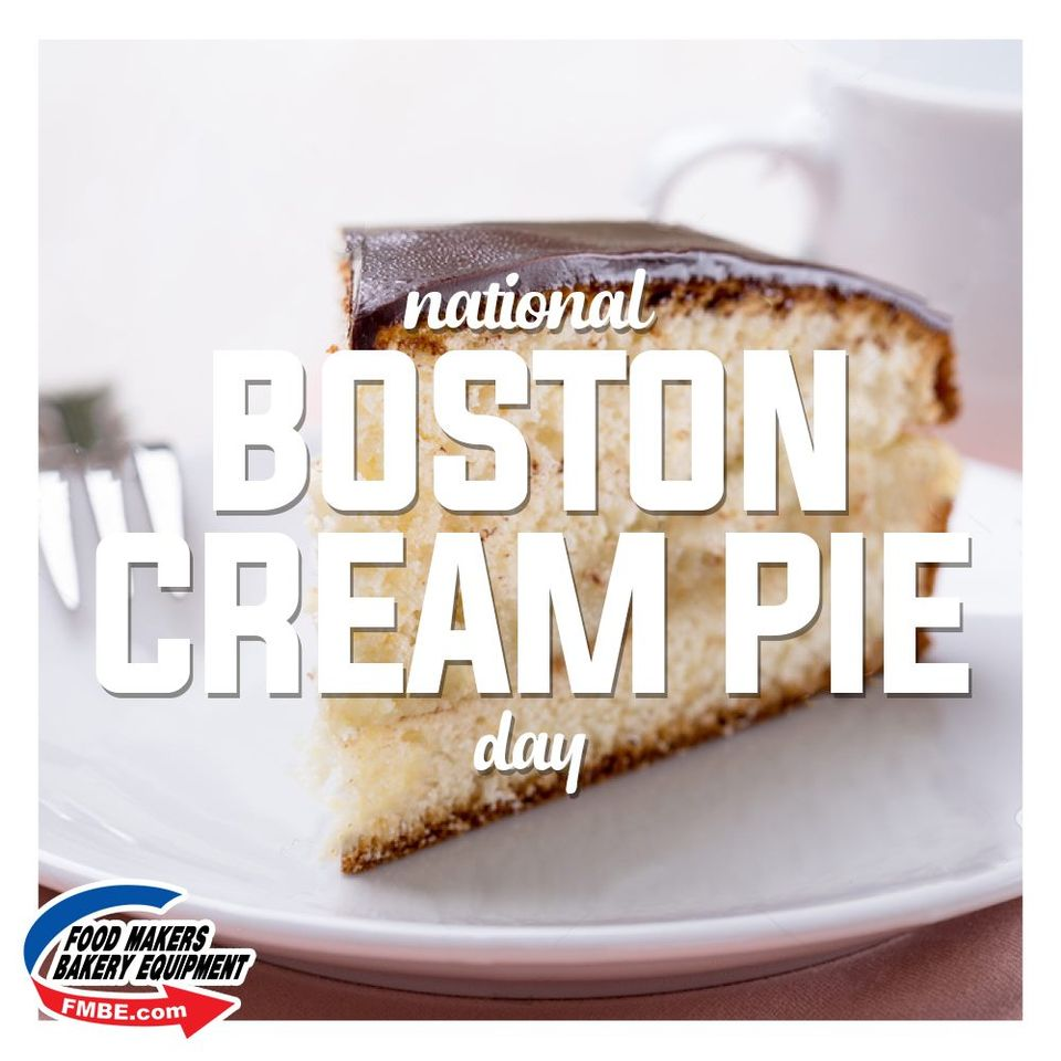 National Boston Cream Pie Day Wishes Images download