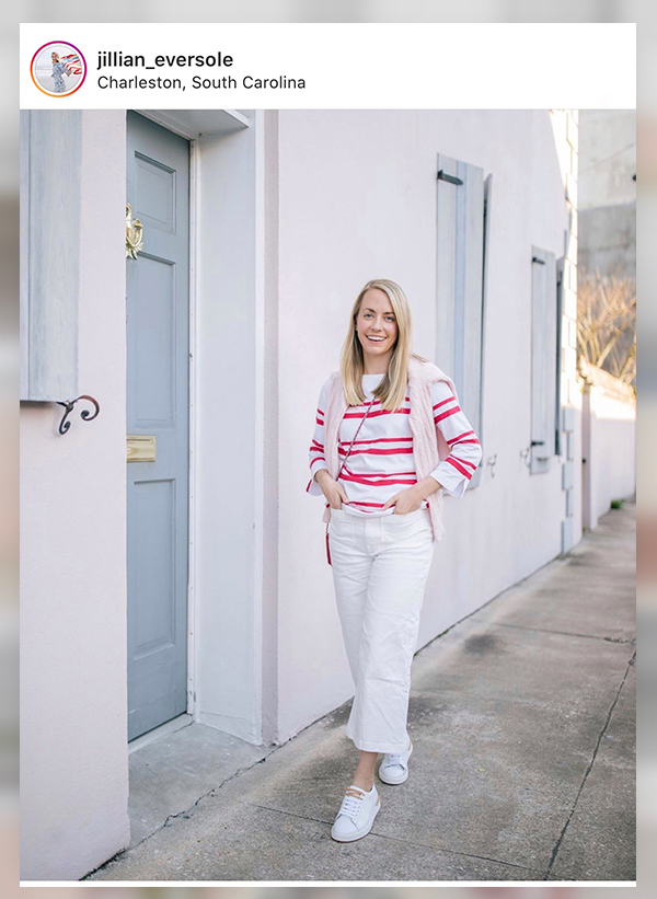 Charleston Blogger @jillian_eversole - Chasing Cinderella