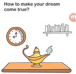 jawaban Bagaimana Cara Mewujudkan Impian Brain Out