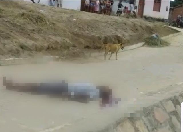 Homem morre com tiro de bate-bucha na cidade de Mirangaba