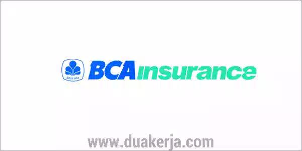 Lowongan Kerja BCA Insurance Terbaru 2019