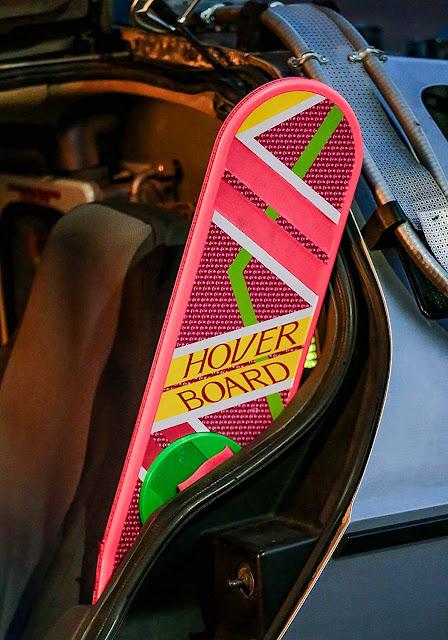 ritorno al futuro 2 hoverboard repro