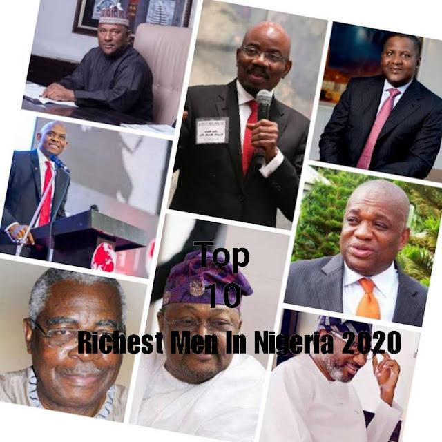 Richest Men in Nigeria 2020