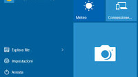 App Fotocamera in Windows 10 per fare foto con la webcam e sorvegliare una stanza