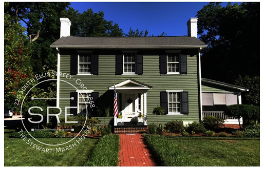 Circa 1868 Stewart-Marsh House, 220 S. Ellis Street Salisbury NC 28144 ~ $329,000