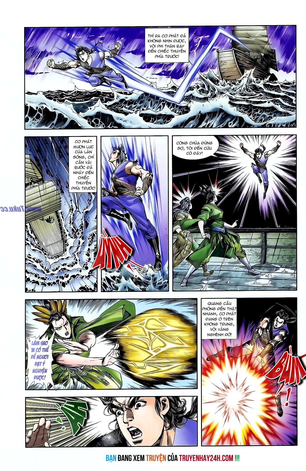Cơ Phát Khai Chu Bản chapter 128 trang 27