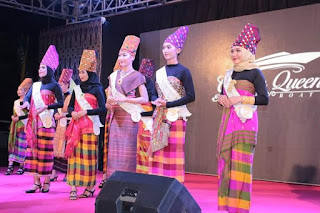 Bupati Lombok Utara Buka Pemilihan Putri Cilinaya 2019