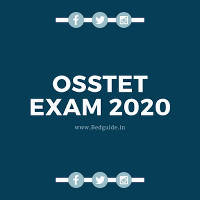 How to Crack OSSTET Examination in 2020-2021?