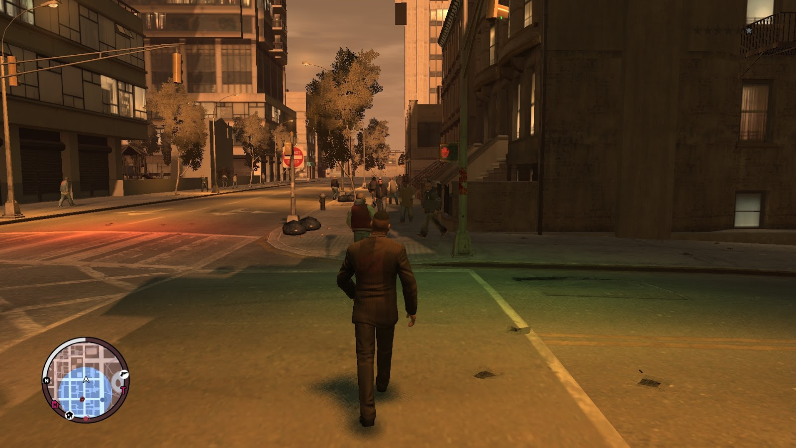 GTA - Episodes from Liberty City