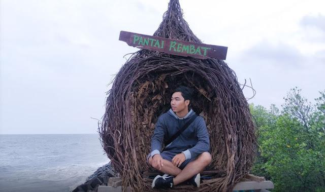 Pantai Rembat Indramayu : Harga tiket masuk Fasilitas dan lokasi lengkap