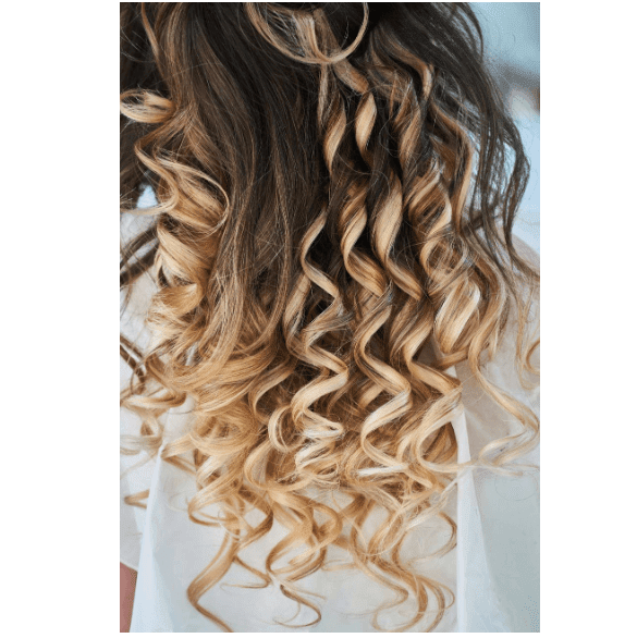 curls hairstyle for long hair