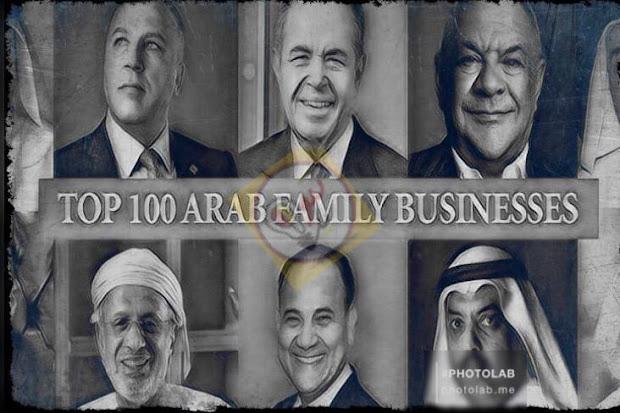 فوربس تلعن عن أكبر 100 شركة عائلية عربية في الشرق الأوسط لعام 2020
