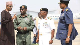 FG will guarantee adequate protection of citizens, Buhari restates