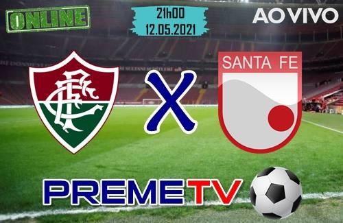 Fluminense x Santa Fé Ao Vivo