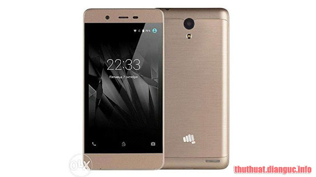 Rom stock cho Micromax Vdeo 2 (Q4101)