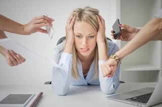 Cara mengatasi rasa tertekan karena masalah kehidupan