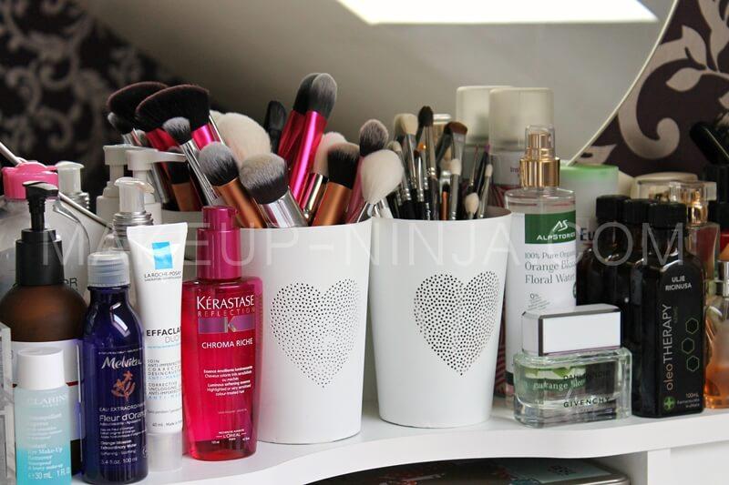 case za makeup kistove