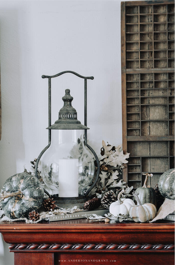 Searching for inspiration about how to decorate your home this fall? This post teaches nine ways you can get that warm and cozy feeling.