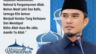 Jelani Ramadhan di Tengah Pandemi, Ini Pesan Elfrianto