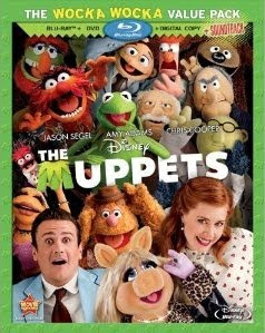 Movie Treasures By Brenda: The Muppets Movie On Blu-ray and DVD