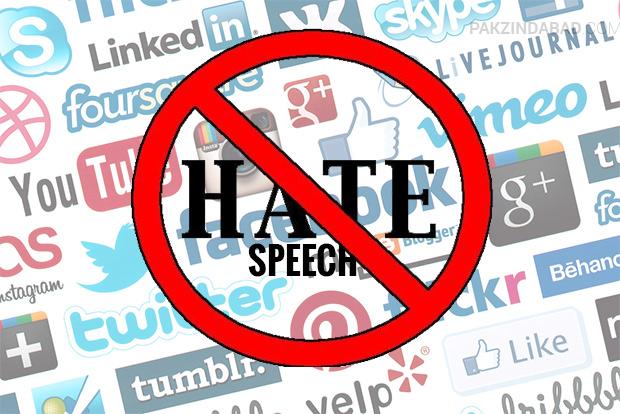 Let's STOP Hate Speech, Dear!