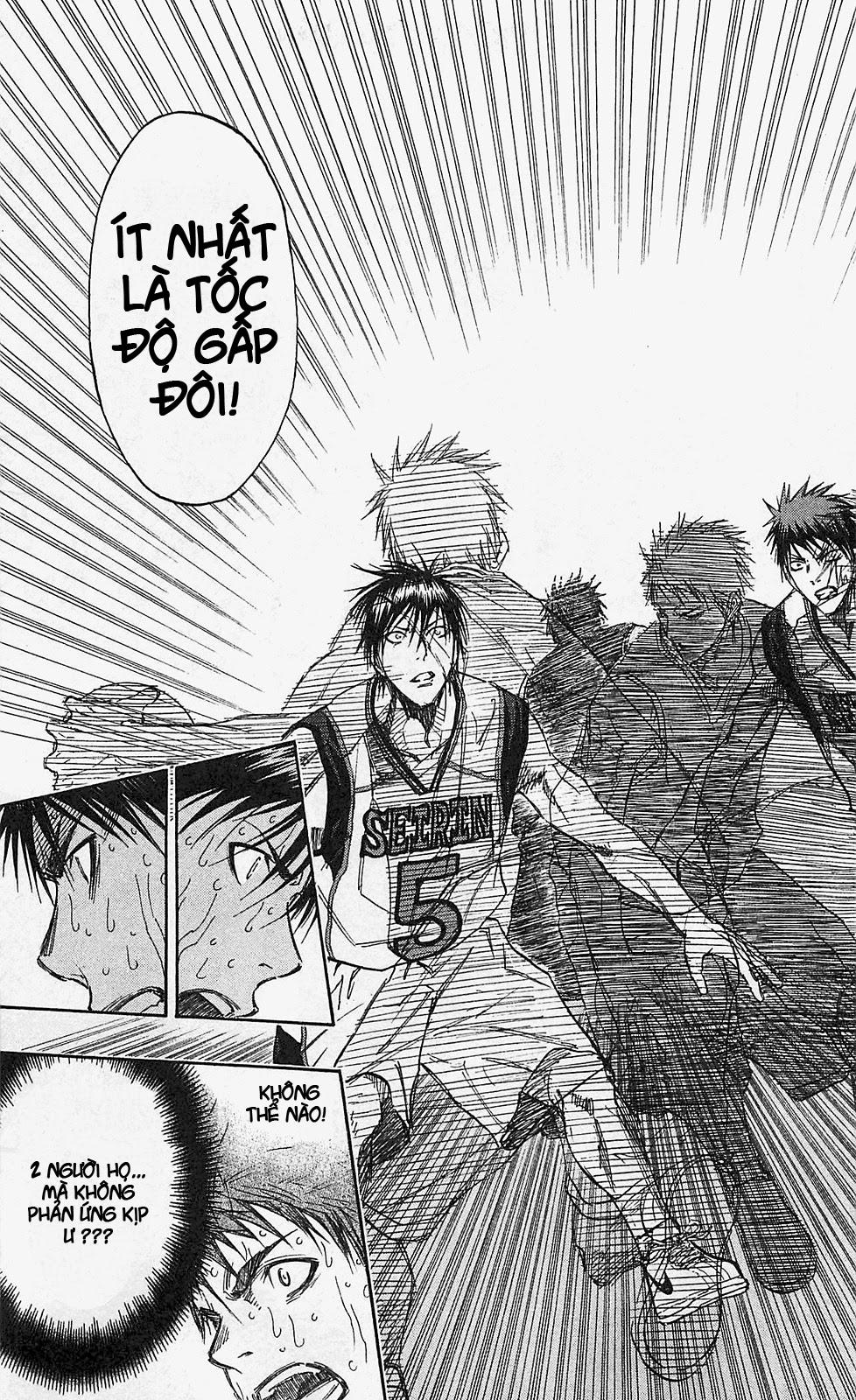 Kuroko No Basket chap 134 trang 3