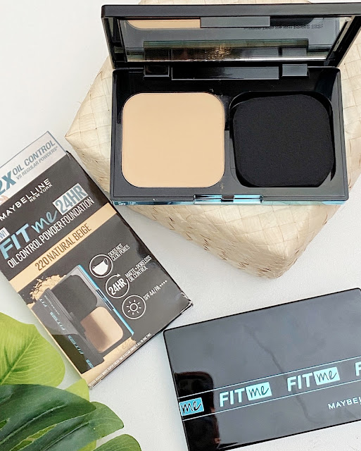Maybelline New Fit Me Review